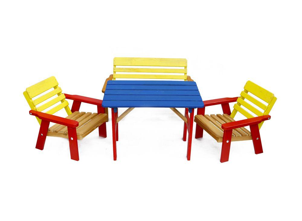 Tradgard KASIA FSC 2752 Dětský dřevěný zahradní set