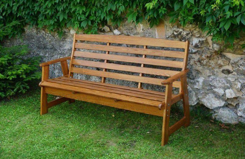 Tradgard 30159 Zahradní lavice RUSTIKA