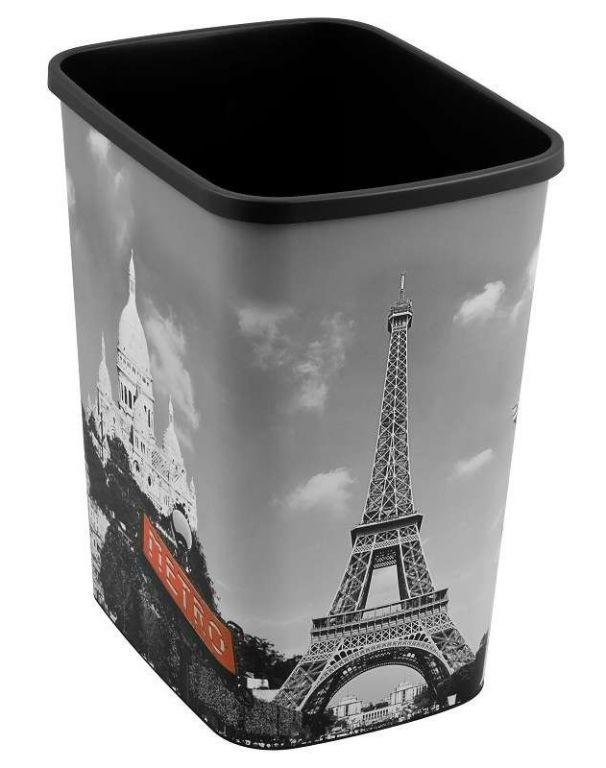 CURVER 31345 Odpadkový koš FLIPBIN 25l bez víka - PARIS