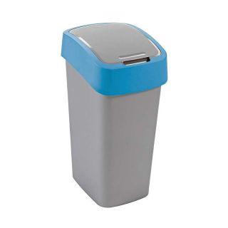 Odpadkový koš FLIPBIN 50l - modrá CURVER