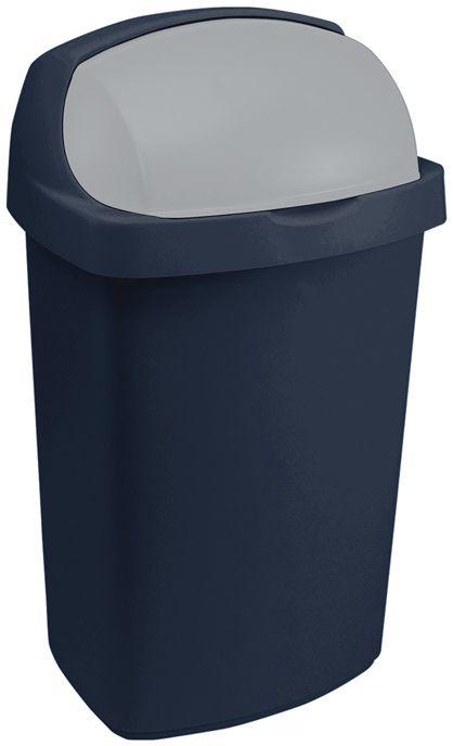Koš na odpadky ROLL TOP 10 l - modrý CURVER