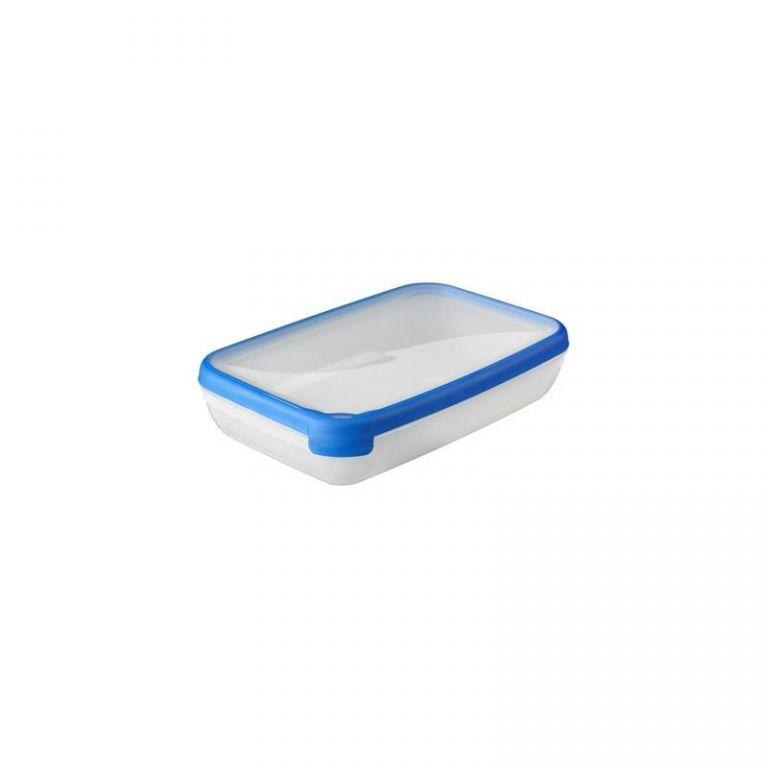 Plastová dóza GRAND CHEF 2,6L - modrý CURVER