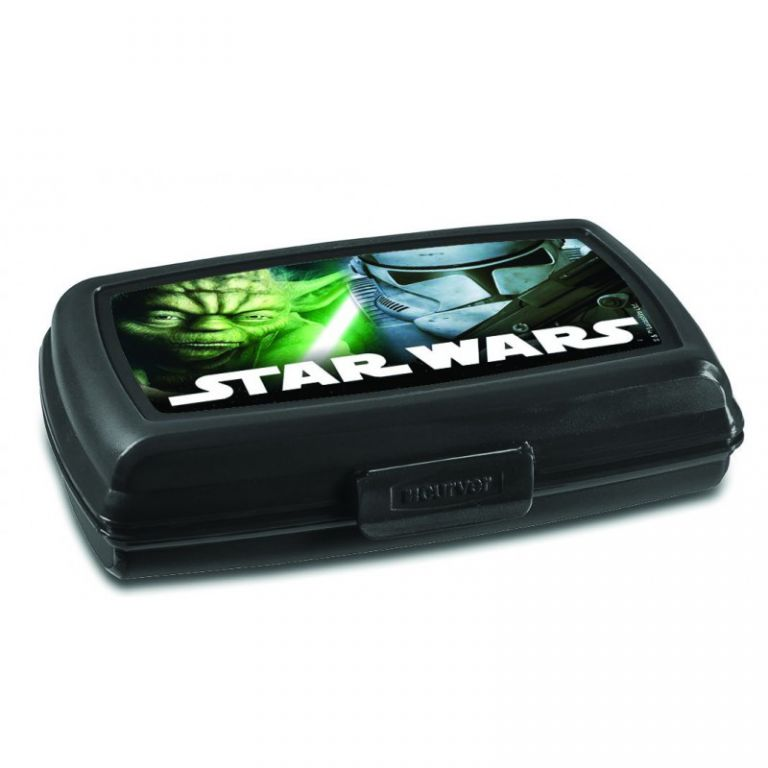 CURVER STAR WARS 36519 SNACK box - 0,6L