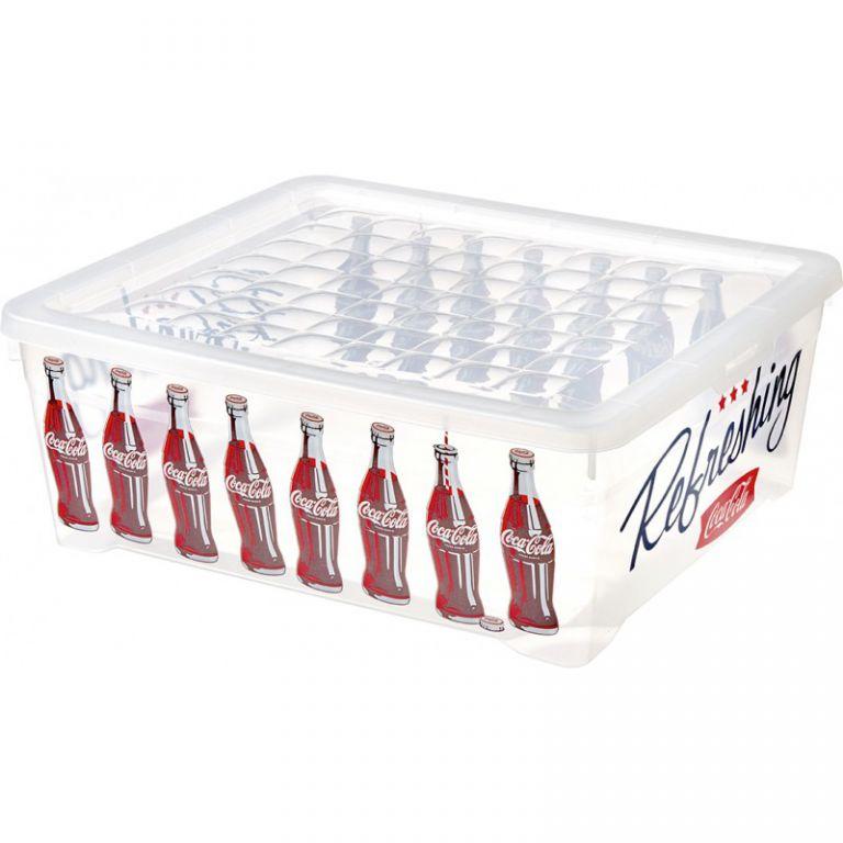 CURVER COCA COLA 36755 BOX s víkem - 10L