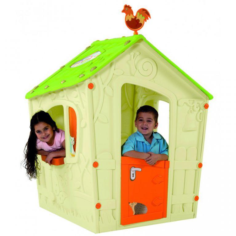 Keter 38843 Dětský hrací domeček MAGIC PLAY HOUSE - béžový