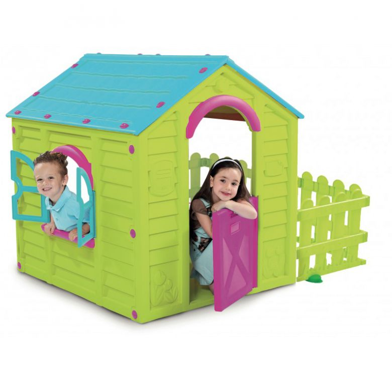 Keter 38844 MY GARDEN HOUSE domeček - zelený