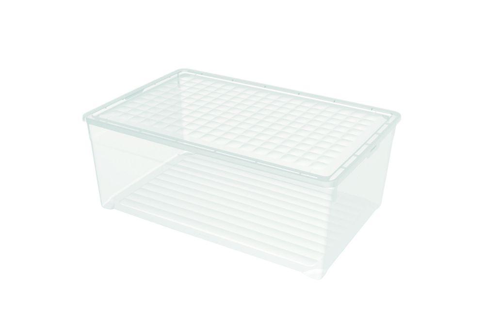 Úložný plastový box 45L CURVER