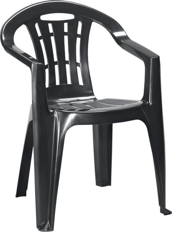 Zahradní židle MALLORCA - grafit