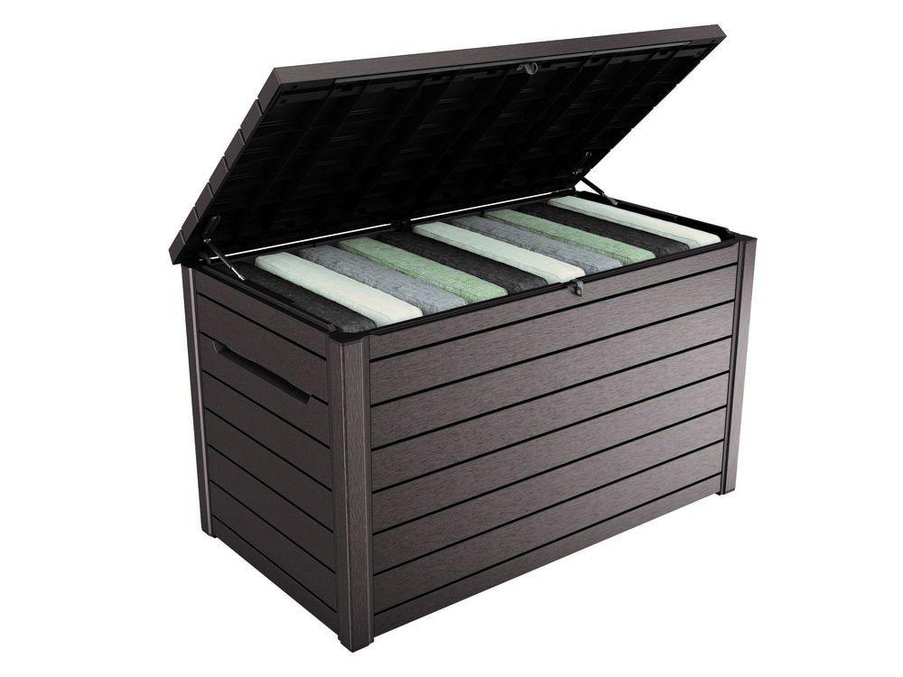 Keter ONTARIO Úložný box 870l - hnědá