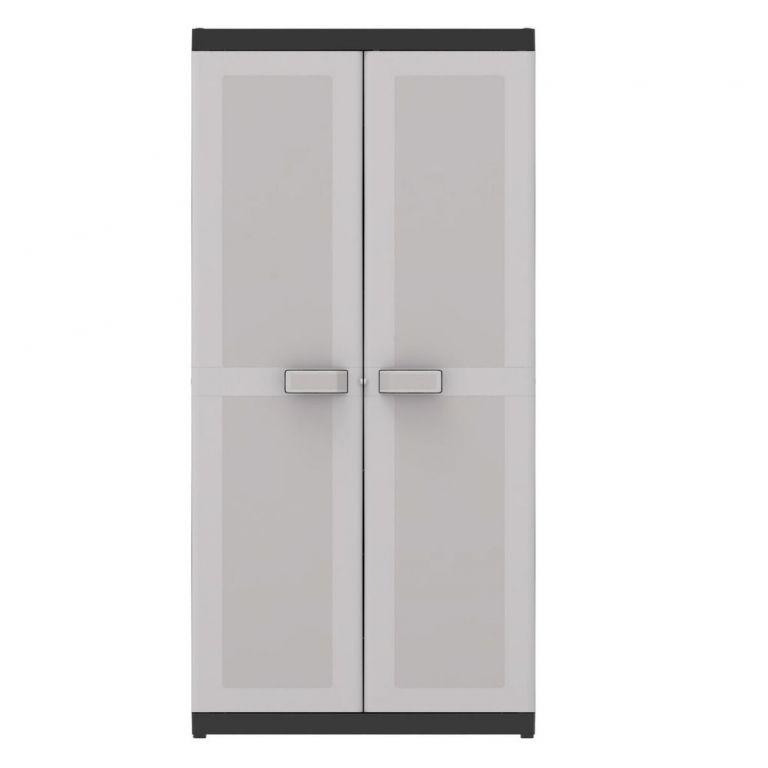 KIS LOGICO HIGH XL 54611 Plastová skříň - 182 x 89 x 54 cm