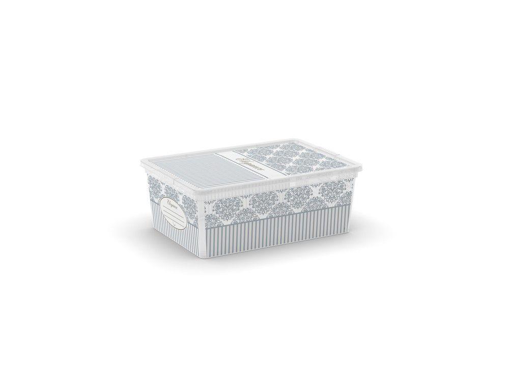 KIS CLASSY Plastový úložný C box - S
