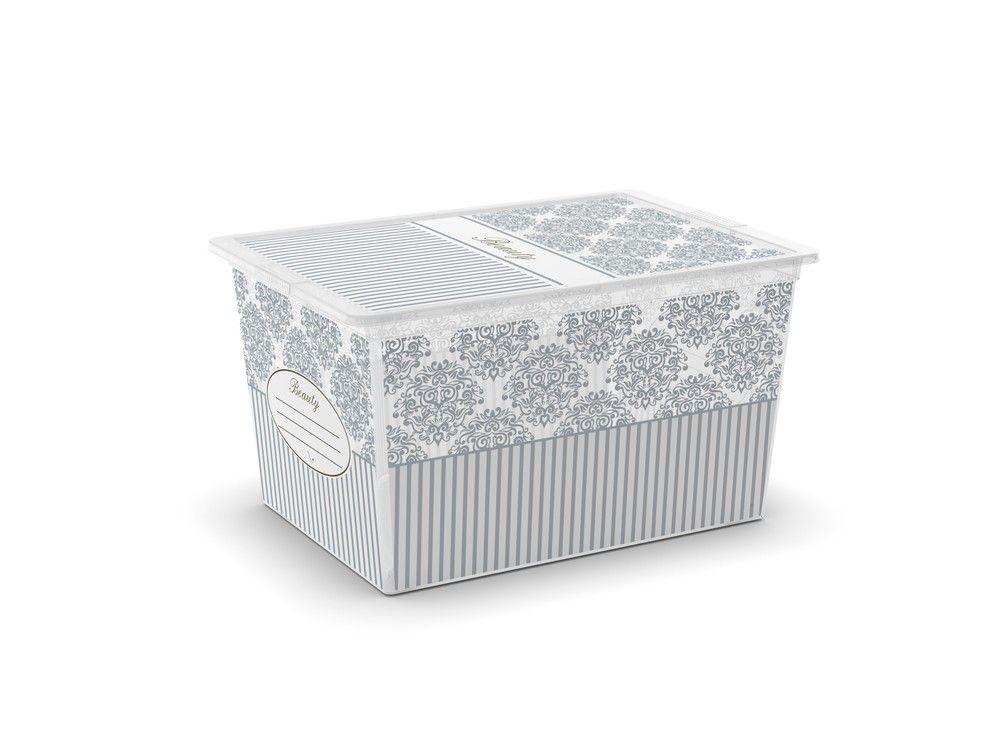 1545d9783 Plastový úložný KIS C box CLASSY - XL | Dilego.cz