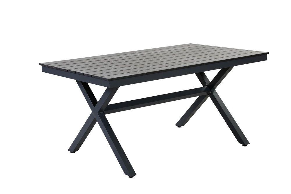 Allibert XENA 59937 Zahradní hliníkový stůl