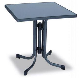Kovový stůl PIZZARA 70 x 70 cm